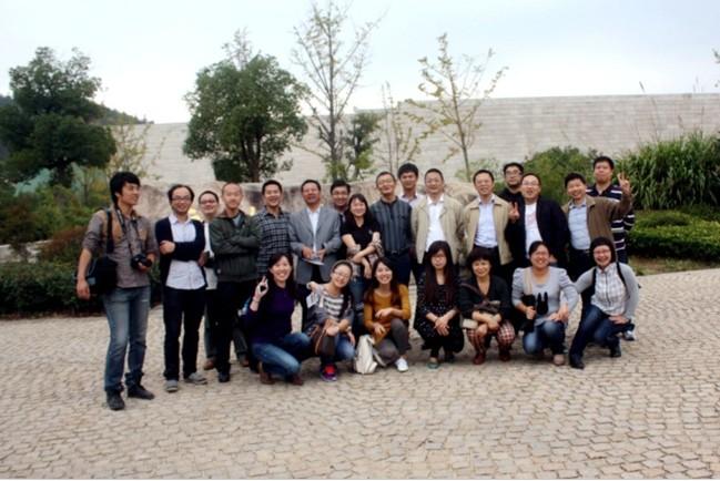 秦森-2012年秦森杭州文化之旅图片